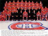 1996–97 Montreal Canadiens season