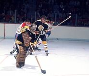 Apr1971-Cheevers w puck