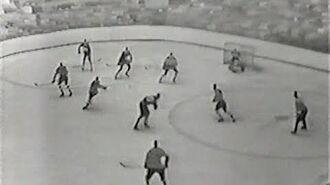 1959 Stanley Cup Semi Final Toronto Maple Leafs vs Boston Bruins Game 7
