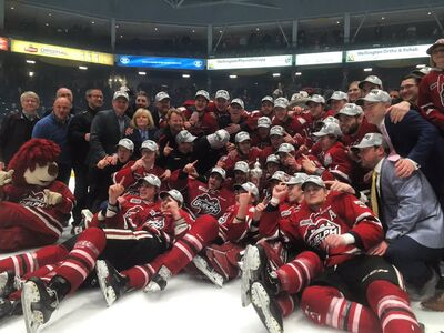 2019 OHL champions Guelph Storm