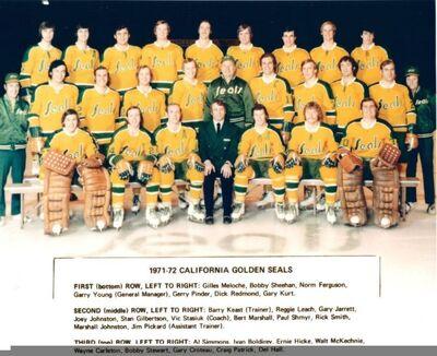 1971-72 Seals