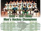 1990-91 AUAA Season