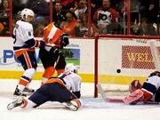 Daniel Briere goal 2010-10-30