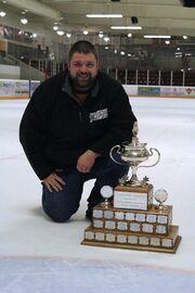Schmalz cup with Devan Mighton
