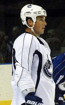Shane O'Brien 2009 training camp