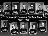 1919–20 Toronto St. Patricks season