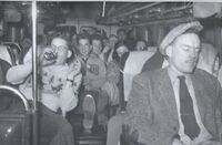 1950-51 Dauphin Kings - On the Bus 2