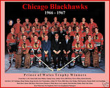 1966–67 Chicago Black Hawks season