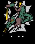 London Knights logo (1994–2002)