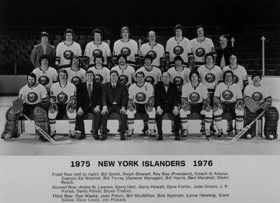 1975-76 Islanders