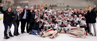 2017 OJHL champs Georgetown Raiders
