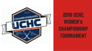 2018 UCHC Women's Tournament logo
