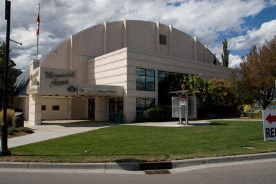 Penticton Memorial Arena