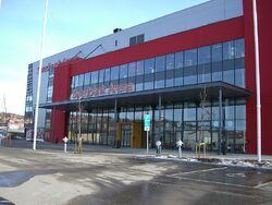 Swedbank Arena Outside
