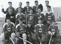 Dauphin Bantam A 1957-58 MB Champions