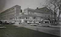 Montreal Forum, 1950s