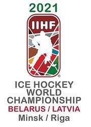 2021 IIHF World Championship logo