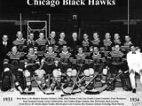 1933–34 Chicago Black Hawks season