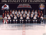 1995–96 Colorado Avalanche season