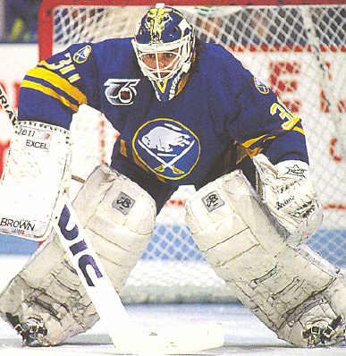 Clint Malarchuk Ice Hockey Wiki Fandom Powered By Wikia