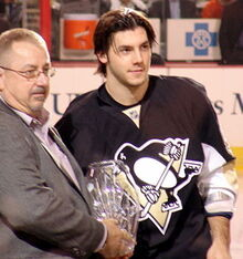 Letang Rookie of the Year