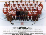 1977–78 Detroit Red Wings season