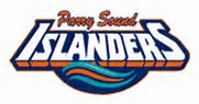 Parry Sound Islanders logo