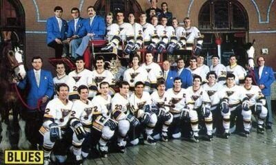 1988-89 Blues