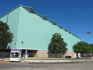 State Fair Coliseum Dallas
