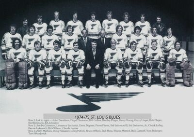 1974-75 Blues