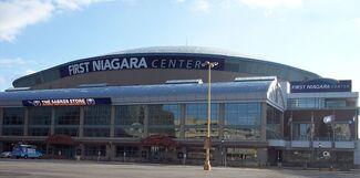 First Niagara Center front