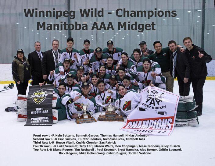 2017 Winnipeg Wild