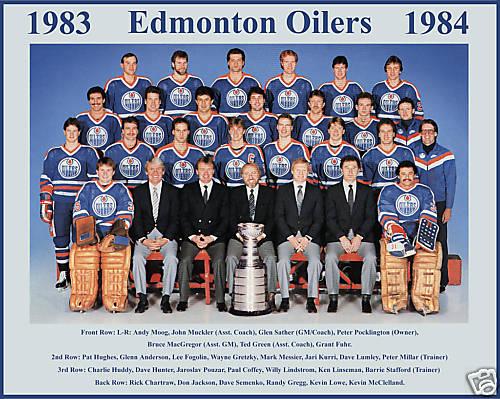 1984 Stanley Cup Finals Ice Hockey Wiki Fandom Powered