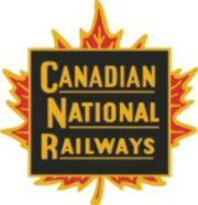Canadian National Railways herald