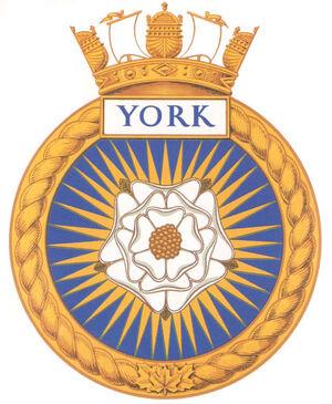HMCS York