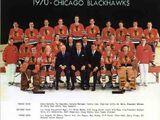 1969–70 Chicago Black Hawks season