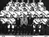 1970–71 New York Rangers season