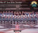 1996–97 San Jose Sharks season