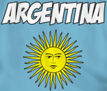 Argentina national ice hockey team Logo
