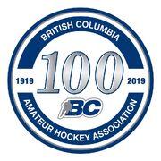 BCAHA 100 Anniversary logo