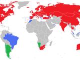 List of members of the International Ice Hockey Federation