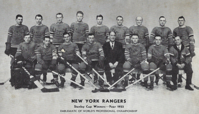 1933-NYR Cup