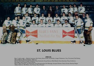 1983-84 Blues