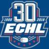 ECHL 30th anniversary logo