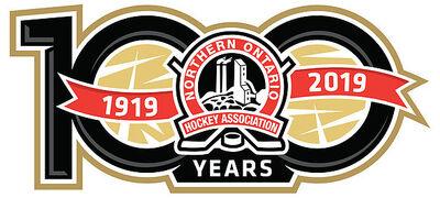 NOHA 100th anniversary logo