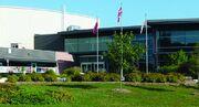 Alder Street Recreation Facility facade