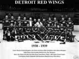 1938–39 Detroit Red Wings season