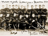 History of the New York Rangers