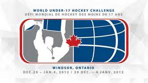 2012 World Under 17 Hockey Challenge