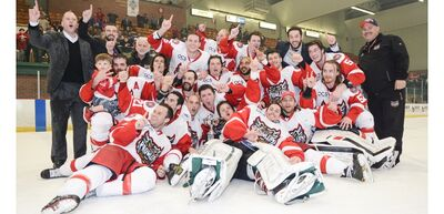 2016 FHL champs Port Huron Prowlers